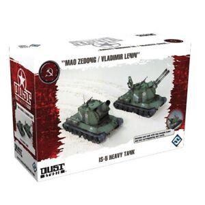 DUST - SSU - IS-5 Heavy Tank (Mao Zedong/Vladimir Lenin ...