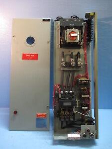General Electric GE 7700 Size 4 Starter 200 Amp 42 ...
