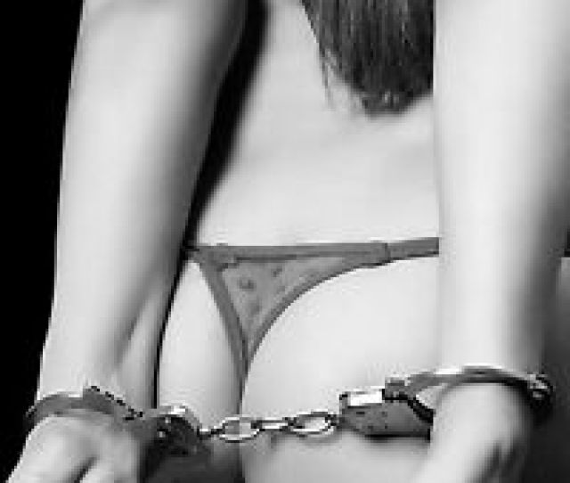 Image Is Loading Superb Sexy Erotic Handcuffs Thong Canvas 574 Quality