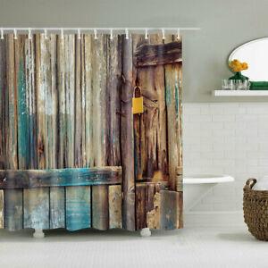 personality wooden door polyester
