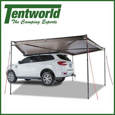 rhino rack batwing outdoor adventure 4x4 4wd 270 awning shade left 9321911025496 ebay