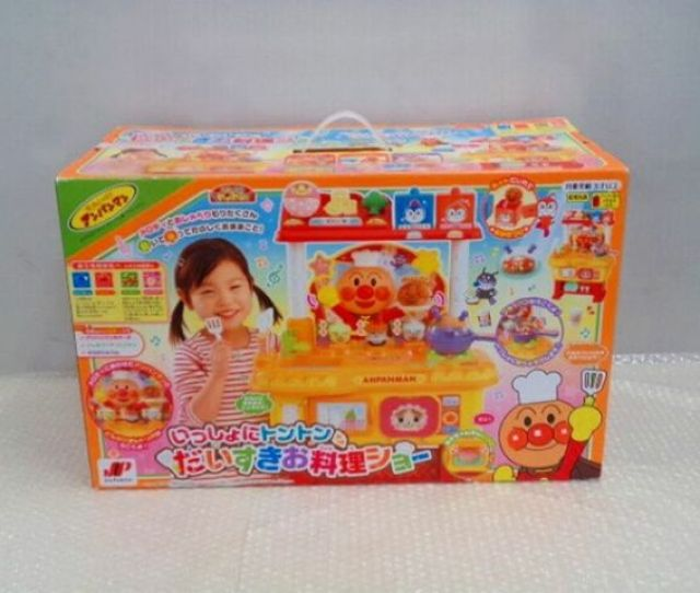 Joy Palette Anpanman Kitchen Toys Japan Toy Awards 2014 Girl Division H001