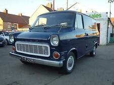 1973 Ford Transit Custom MK1 Only 40,000 Miles Owned By Julian Jools Holland