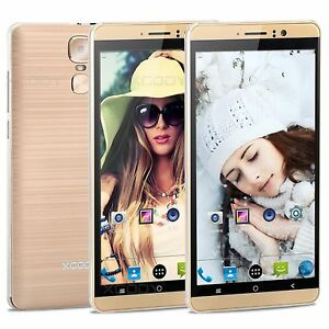XGODY Y14 3G Unlocked 2 SIM Android 5.1 Lollipop Smartphone 8GB 5+5MP Cell Phone