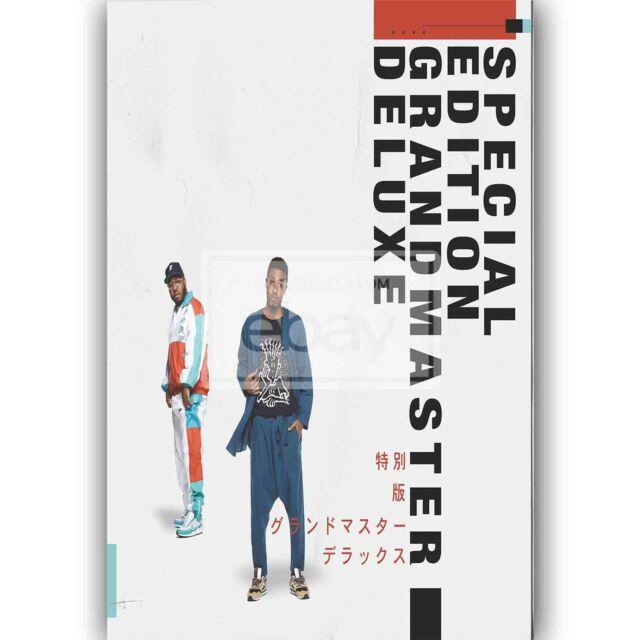 9 15 PM The Cool Kids Feat Jeremih Custom Silk Poster Wall ...