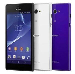 """New Unlocked Sony Xperia M2 D2303 8GB 4.8"""" 8MP WIFI ..."""