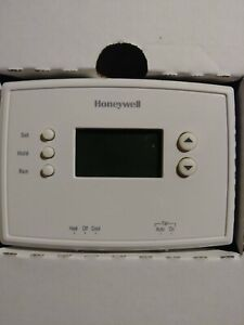 Honeywell Programmable Thermostat Model Rth251081018 Ebay