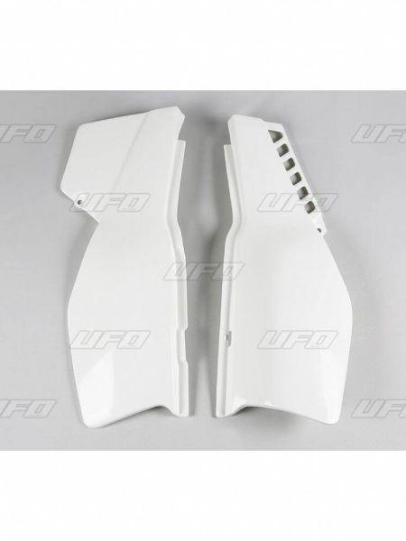Plastiche laterali fianchetti Yamaha Xt 600 1987 1988 1989 1990 fiancatine Ufo