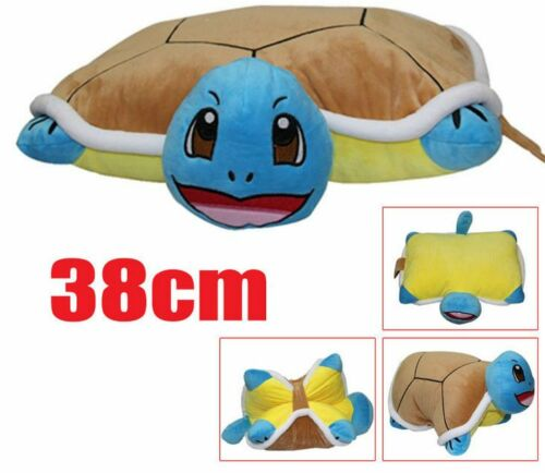anime pokemon squirtle 18 plush pillow pet solf cushion doll toy gift new tv movie character toys toys hobbies