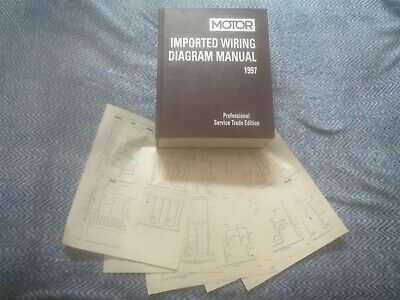 1997 mitsubishi mirage wiring diagram schematics  ebay