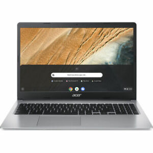 "Acer Chromebook 315 15.6"" Intel Celeron N4000 1.1GHz 4GB Ram 32GB Flash ChromeOS"