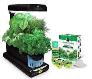 window indoor garden pods Indoor Gardening Seed Pods Kit Hydroponic Grow Plant Herb
