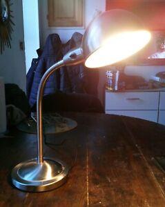 details sur desk lamp lampe de bureau flexible ikea type a1003 bon etat