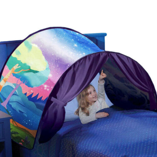 outdoor toys activities deluxe dream tent with bag pop up foldable bed home playhouse kids birthday gift toys games anwalt bevensen de