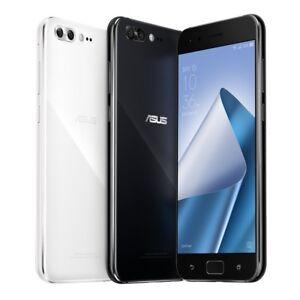 "ASUS ZenFone 4 Pro ZS551KL 64GB 6GB RAM (Factory Unlocked) 5.5"" Black , White"