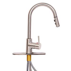 详情 empire faucets rv kitchen faucet head replacement brushed nickel bullet spray
