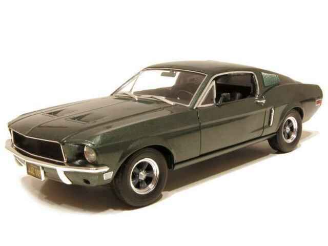 A lot were sold and many are. Greenlight 1 8 Ford Mustang Gt Diecast Vehicle 12822 For Sale Online Ebay