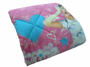 Camera da letto, copriletto, marchi, trapunta singola. Trapunta Invernale Disney Caleffi Violetta Singolo 1 Piazza Colore Unico Ebay