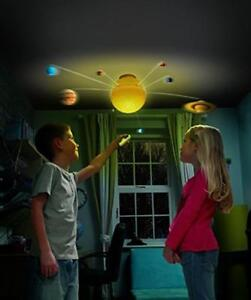 Solar System Ceiling Remote Control Light Mobile Space ...