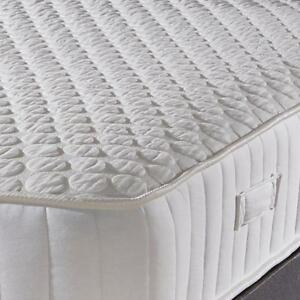 Image Is Loading New Deluxe Beds Ludlow 1000 Pocket Sprung Latex
