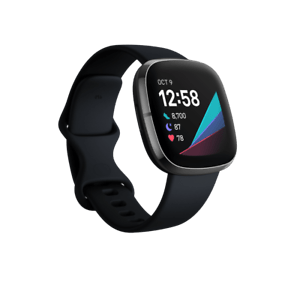 Fitbit Sense Advanced Health & Fitness Tracker Smartwatch - New In Box