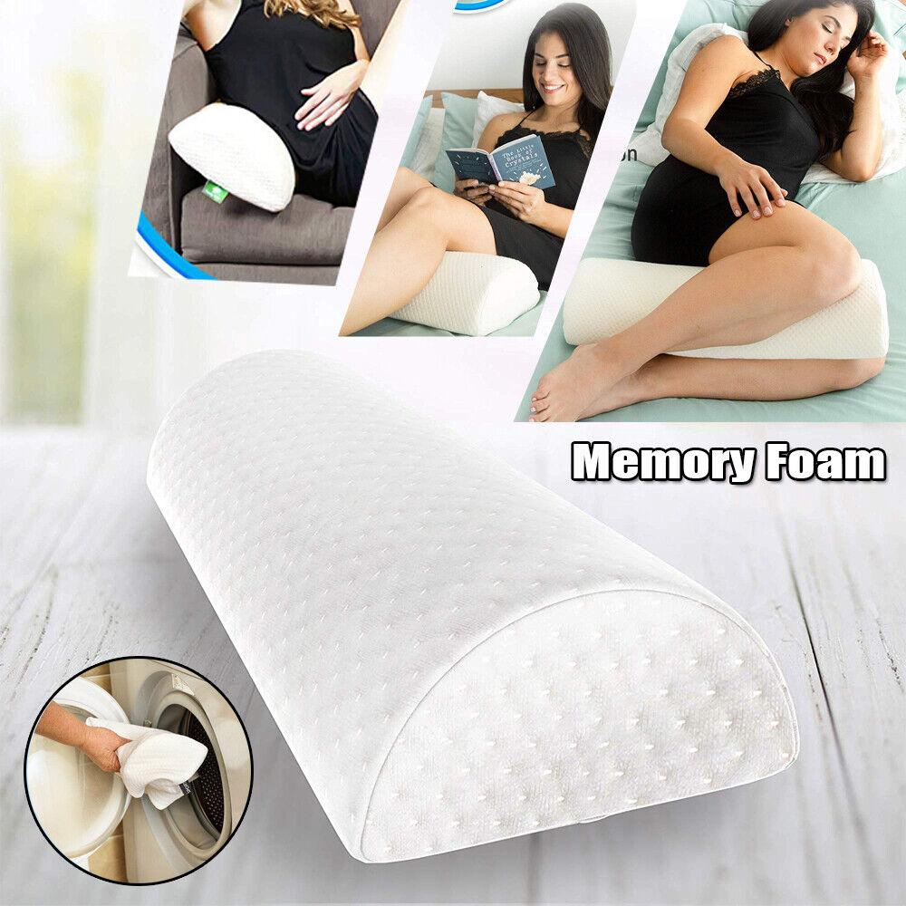 memory foam neck roll pillow online