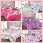 Feather 4pc Girls Kids Childrens Teen Twin Bedding Set For Sale Online Ebay