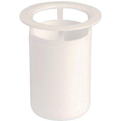 accessoire de vidage tasse pour bonde de receveur o 60 mm valentin ebay