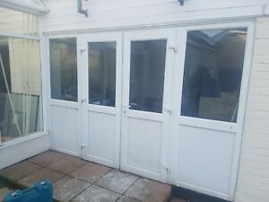 details about upvc patio french doors used