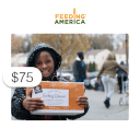 Charitable Donation For: Help Provide at least 750 Meals This Winter