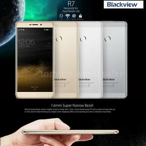 "5.5"" HD Blackview R7 Smartphone 4G LTE Android 6.0 2.0GHz 4GB 32GB 13MP US"