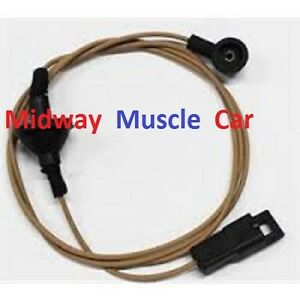 Fuel gas tank level sender sending unit Wire wiring
