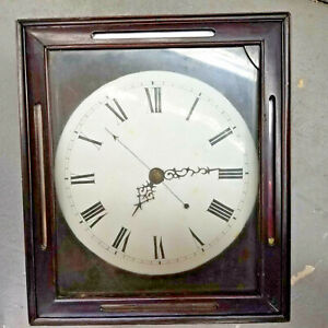 Rare Chinese Double Fusee Bracket Clock With Revolving Display Table