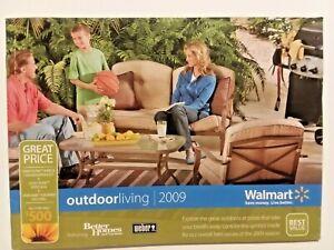 Outdoor Living Catalogue, Walmart, 2009 | eBay on Walmart Outdoor Living  id=31382