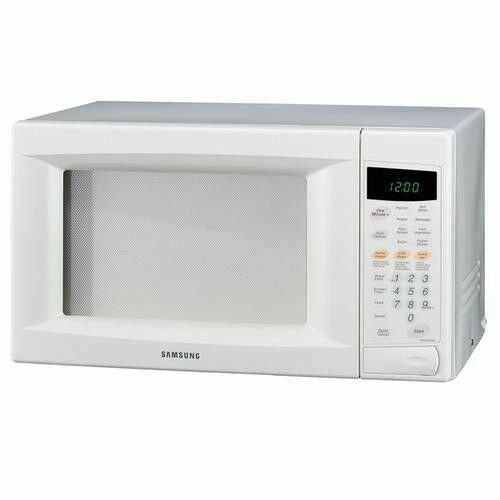 samsung white microwave oven mw1030wa