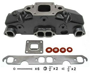 details about mercruiser v8 5 0 5 7 305 350 boat marine exhaust manifold dry joint 865735a02
