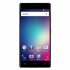BLU Vivo 5R 32GB Unlocked GSM 4G LTE Octa-Core Android 13MP Camera Phone - Gray