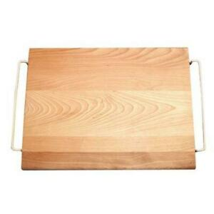 details about catskill craftsmen over the sink cutting board extendable wire handles 14 in l