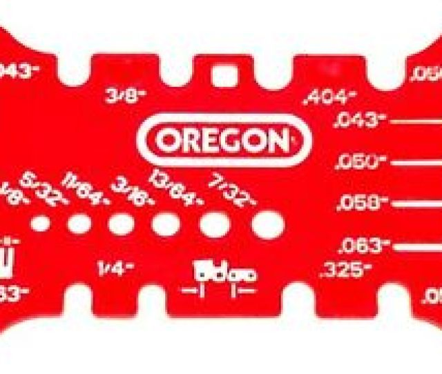 Image Is Loading Oregon Chainsaw Chain Saw Bar Amp Chain Pitch