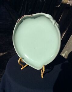 ANTIQUE CHINESE LONGQUAN CELADON BRUSH WASHER -SOUTHERN SONG DYNASTY? JUST FOUND
