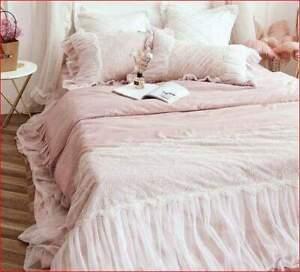 Per creare un ambiente perfetto è fondamentale curare ogni singolo. Shabby Chic Isabelle Bianceria Bed Rouge Romantique Chic Ebay