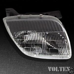 19982002 Pontiac Sunfire Headlight Lamp Clear lens