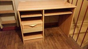 bureau meuble gautier bon etat bois de haute