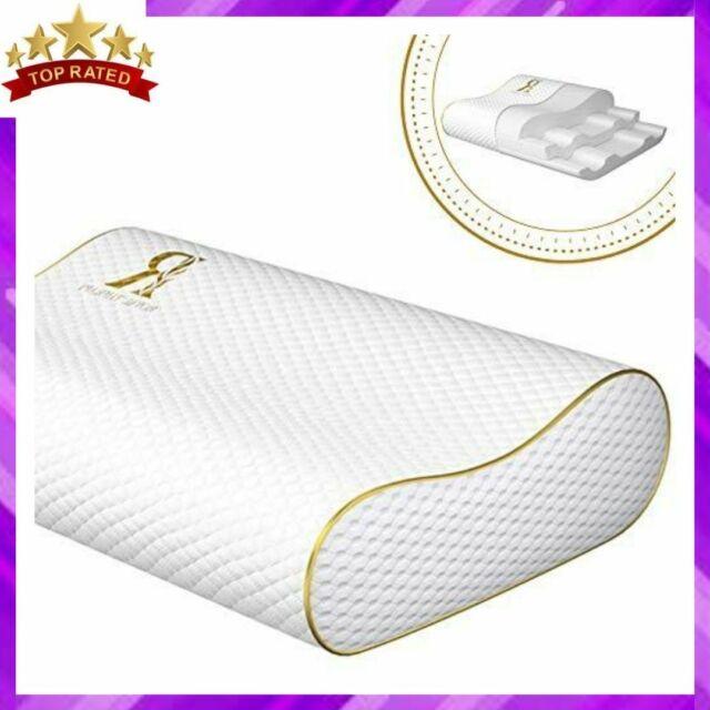royal therapy 5950943 memory foam pillow