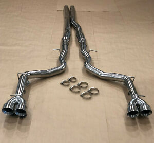 05 10 for dodge charger rt exhaust