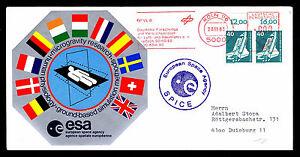 1983 EUROPEAN SPACE AGENCY - GERMAN SPACELAB MISSION ...