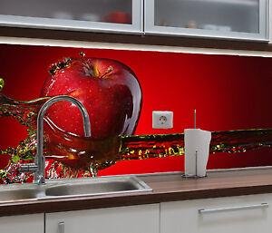 Acrylglas Spritzschutz Herd Küchenrückwand Fliesenspiegel alle Größen SP80 eBay