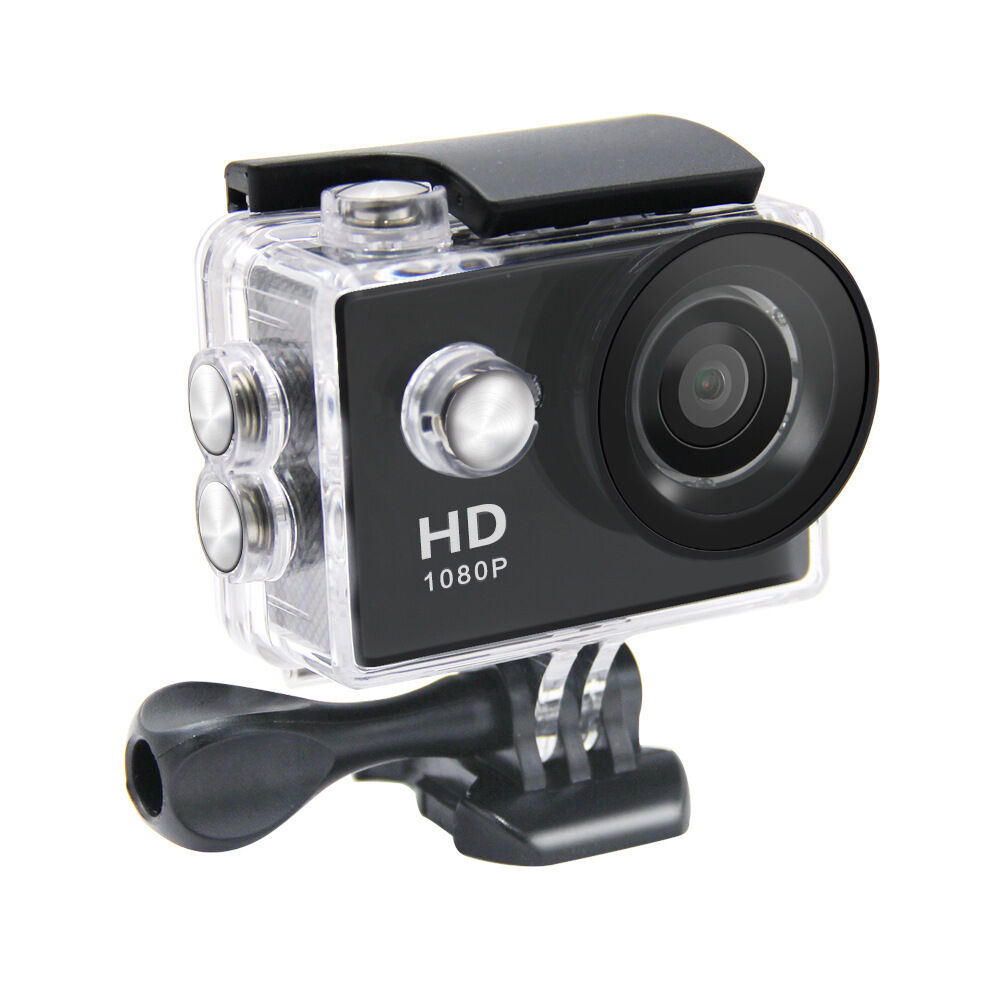 1080p HD Digitalkamera Wasserdichter Bildschirm Video Unterwasser Camcorder HC