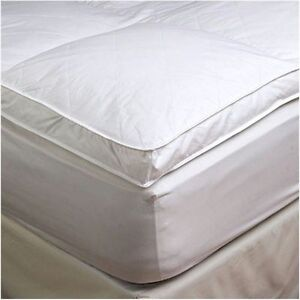 Image Is Loading 2 034 Full Xl Goose Down Mattress Topper