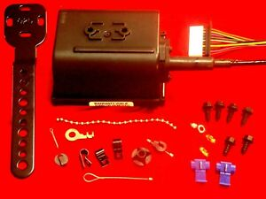 Rostra 2501223 Electronic Cruise Control Kit  4165